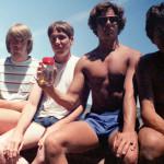 Пятеро друзей делают одну и ту же фотографию на протяжении вот уже 30 лет