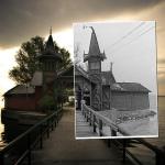 Окна в прошлое: 28 фотографий, на которых современность и история живут вместе