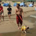 Самый прелестный пляж Японии