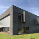 Стильный дом-крепость к вашим услугам