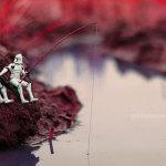 Приключения в миниатюрном мире «Звёздных войн» от Захира Батина