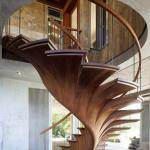 22 прекрасных лестницы, подниматься по которым — сущее удовольствие!