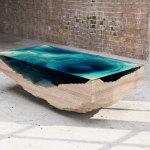 18 самых необычных дизайнов столов, которые добавят изюминку в ваш интерьер