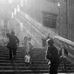Атмосфера уличного Гонконга 50-х годов в фотографиях, сделанных фотографом Фан Хо