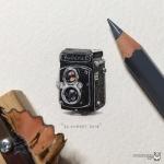 365 мини-открыток: талантливый иллюстратор создает по одной маленькой картине в день в течение целого года