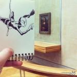Интерактивные рисунки, которые с окружающим миром на «ты»!