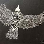 Филигранные шедевры современного искусства, созданные американской художницей Мод Уайт с помощью обыкновенной бумаги