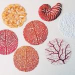 Нежное изящество природы и минимализм – всё это в вышивке обычной швейной машинкой!