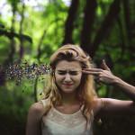 Спешите увидеть! Сильные сюрреалистические автопортреты 20-летней Рейчел Баран